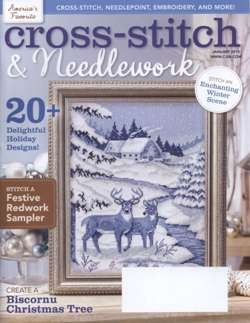Cross-Stitch & Needlework January 2015