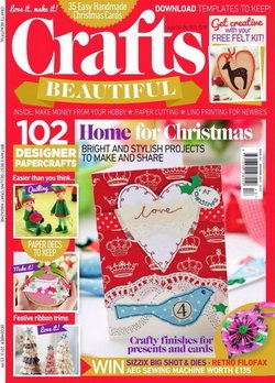 Crafts beautiful - Issue 261 December 2013