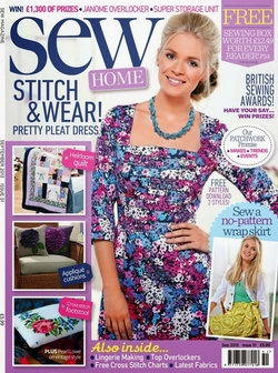 Sew Home - Issue 51 September 2013