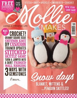 Mollie Makes - Issue 48 2014