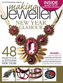 Making Jewellery – Issue 75 January 2015