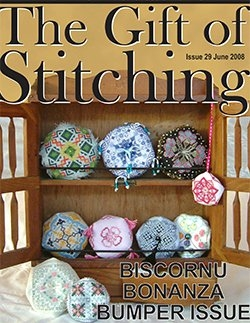 The Gift of Stitching Issue 29 june 2008