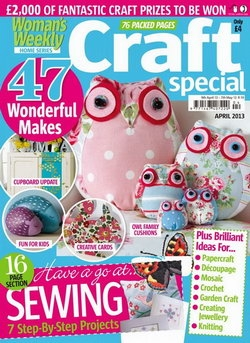 Woman's Weekly Craft Special - April 2013