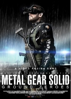 Metal Gear Solid V: Ground Zeroes (2014/RUS/RePack)