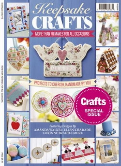 Crafts Beautiful Special Issue: Keepsake Crafts 2013