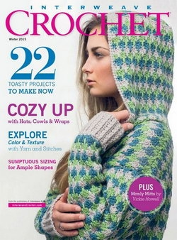 Interweave Crochet - Winter 2015