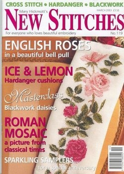 New Stitches №119 2003