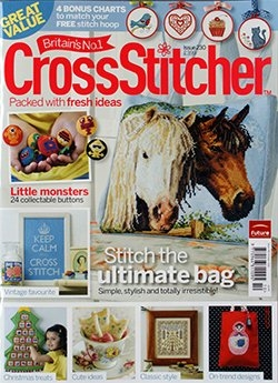 Cross Stitcher Issue №230 October 2010