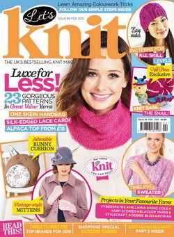 Let's Knit - Issue 89 February 2015