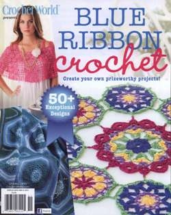 Blue Ribbon Crochet - Spring 2015