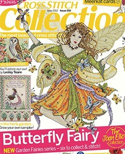 Cross Stitch Collection Issue № 210 - June 2012