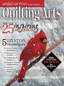 Quilting Arts №72 December 2014 / January  2015