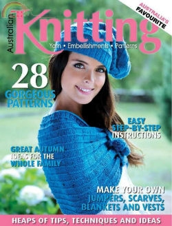 Knitting - Volume 7 No1