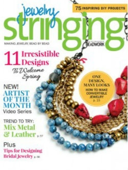 Jewelry Stringing - Spring 2015