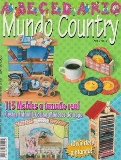 Mundo Country Ano 2 No.2