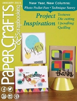 Paper Crafts & Scrapbooking  №1 2015