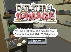 Catlateral Damage (2015/PC/ENG/RePack от R.G. Механики)