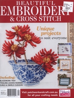 Embroidery & Cross Stitch Vol.22 №6