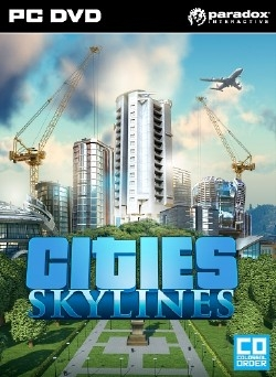 Cities: Skylines - Deluxe Edition [v 1.1.1с] (2015/PC/Русский|RePack от xatab)