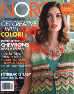 Noro Knitting Magazine - Spring/Summer 2015