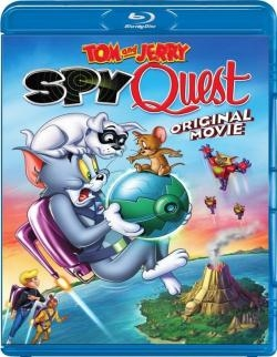 Том и Джерри: Шпион Квест  / Tom and Jerry: Spy Quest  (2015) WEB-DL 1080p