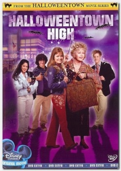 Хэллоуинтаун 3 / Halloweentown High (2004 / DVDRip /1.08 ГБ)