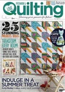 Love Patchwork & Quilting №25 2015