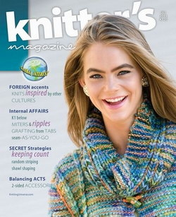 Knitter's Magazine - Fall 2015