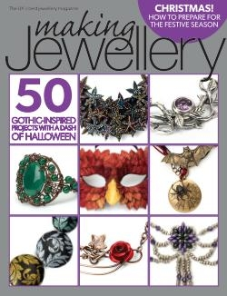 Making Jewellery – October 2015
