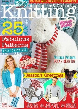 Woman's Weekly Knitting & Crochet - December 2015