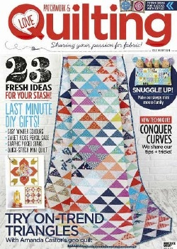 Love Patchwork & Quilting Issue 28 2015