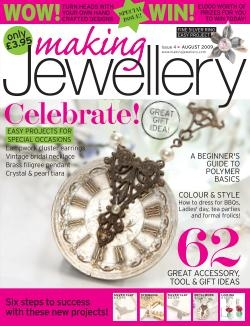 Making Jewellery Issue 4 – August 2009