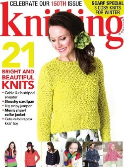 Knitting - January 2016