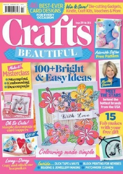 Crafts Beautiful №289 2016