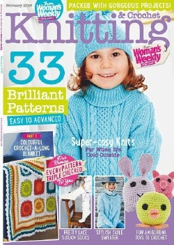 Knitting & Crochet - February 2016