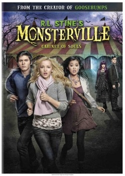 Монстервилль / R.L. Stine's Monsterville: The Cabinet of Souls (HDRip /2015 /1,36 ГБ)