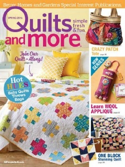 Quilts and More - Spring 2016